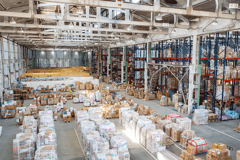 ITC Experience - Warehouse Size