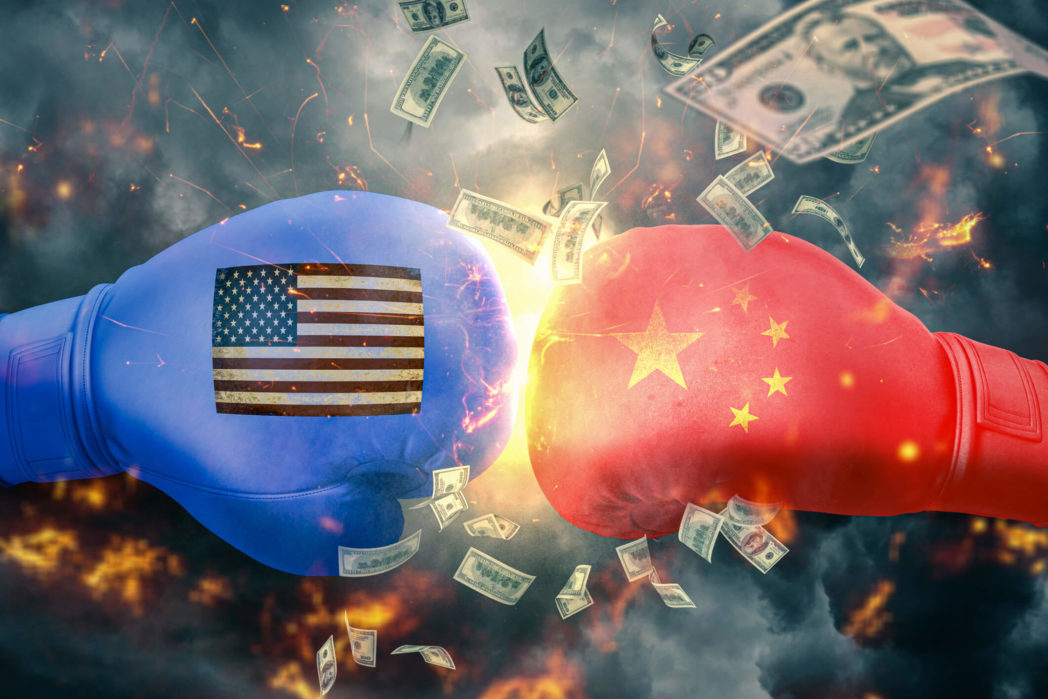 U.S. China Tariff War Continues Under Biden